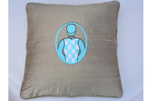 Silk Cushion - Small