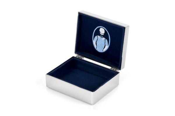 Trinket Box (Silver)